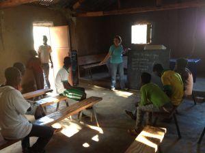 Betsy Teaching Class